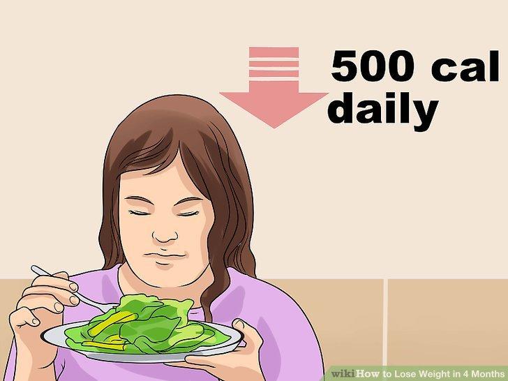 Reduzieren Sie Kalorien und Portionsgrößen.