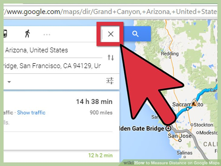 How to Measure Distance on Google Maps - Practical Information Clear Google Maps Search on