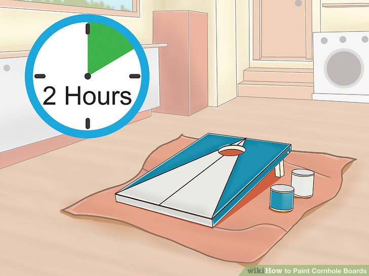 Başka bir boya uygulamadan önce levhaları en az 2 saat kurulayın.
