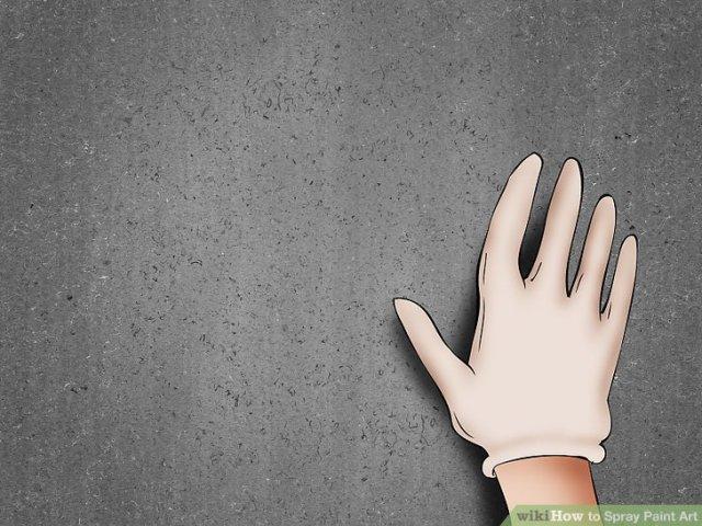 3 Ways to Spray Paint Art - wikiHow