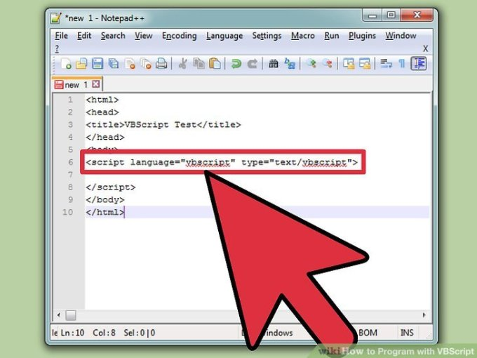 How To Run Visual Basic Script From Command Line | Astar Tutorial