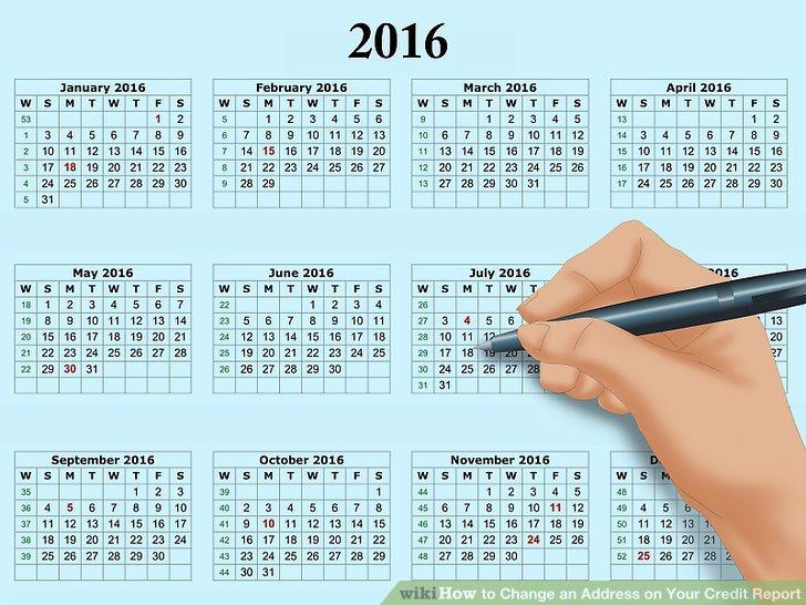 Mark your calendar for 90 days.