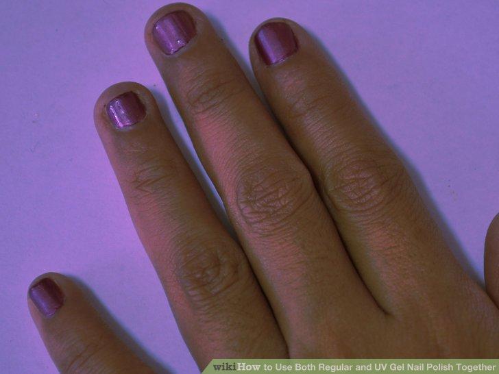 Image Led Use Both Regular And Uv Gel Nail Polish Together Step 7