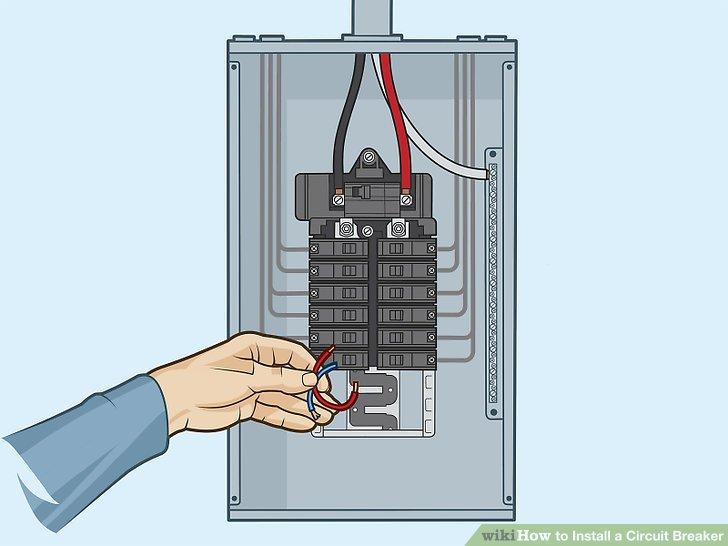 Wiring Diagram Breaker Panel
