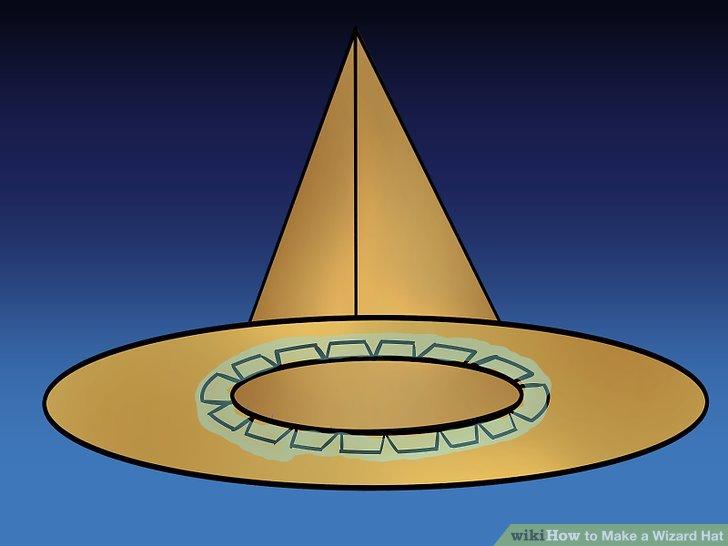 Sihirbaz şapkası Nasıl Yapılır Nasıl Yapılır Abi