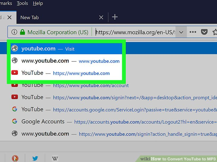 4 Ways to Convert YouTube to MP3  wikiHow