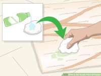how to remove enamel paint from carpet  Floor Matttroy