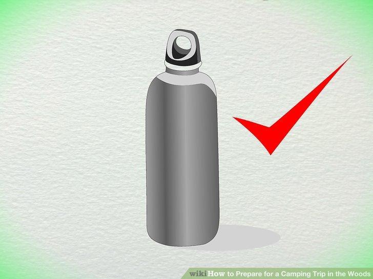 Bewahren Sie Ihr Wasser sinnvoll auf.