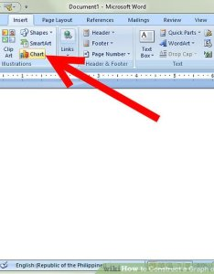 Image titled construct  graph on microsoft word step also how to steps rh wikihow