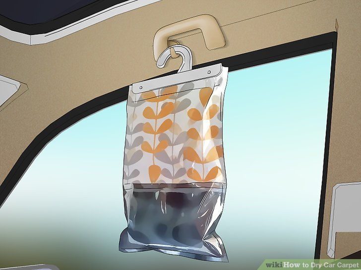 3 Simple Ways to Dry Car Carpet - wikiHow