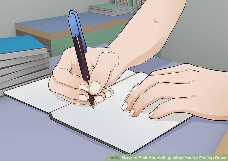 Journal über die guten Dinge in deinem Leben.