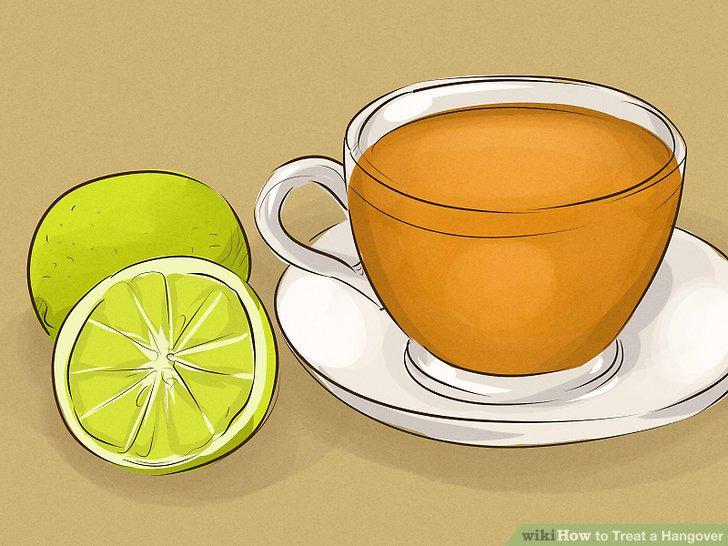 Limonu dene.