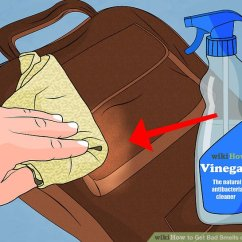 How To Clean Leather Sofa That Smells Of Smoke Corner Sofas Edinburgh Easy Ways Get Bad Out Wikihow Image Titled Step 3
