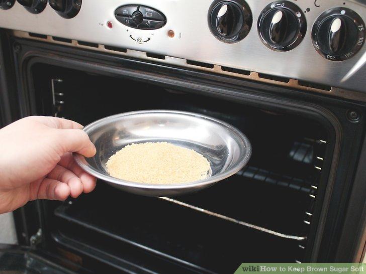 Soften over the oven.