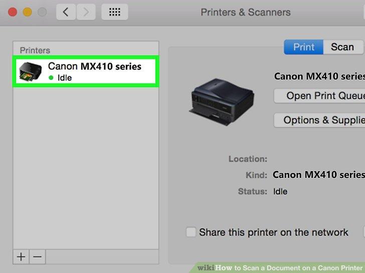 Imprimante Canon Mg3050 Probleme