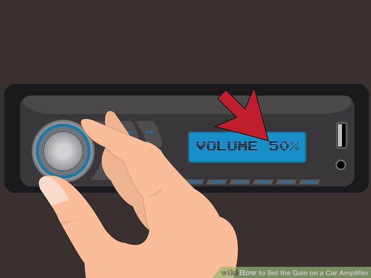 Stellen Sie Ihre Lautstärke auf einen normalen Pegel ein.