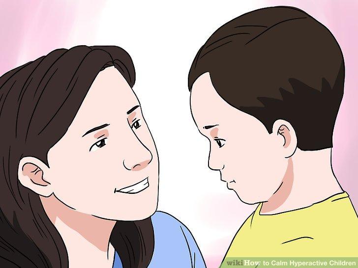 Entfernen Sie Ihr Kind aus bestimmten Situationen.