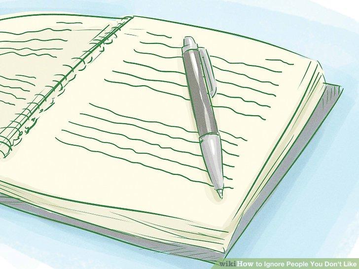 Document negative behaviors at work or school.