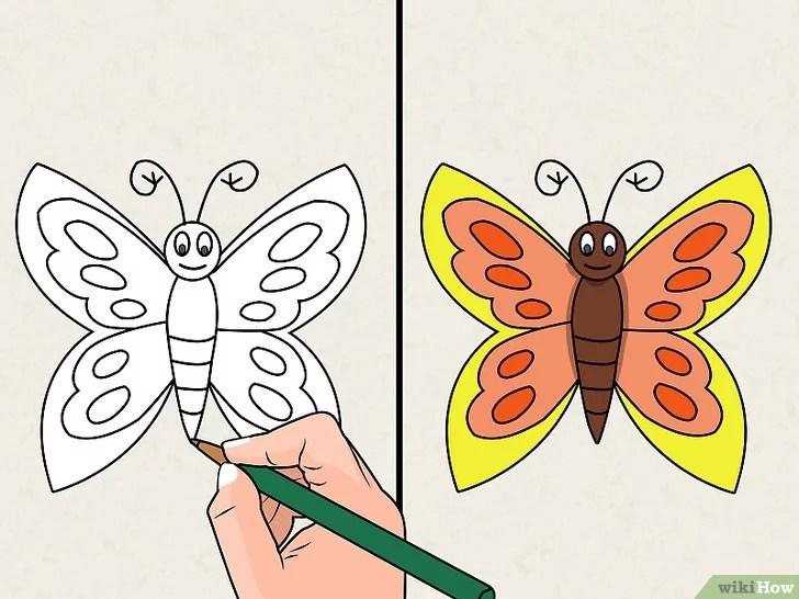 Cara Menggambar Binatang (Untuk Anak Anak): 10 Langkah