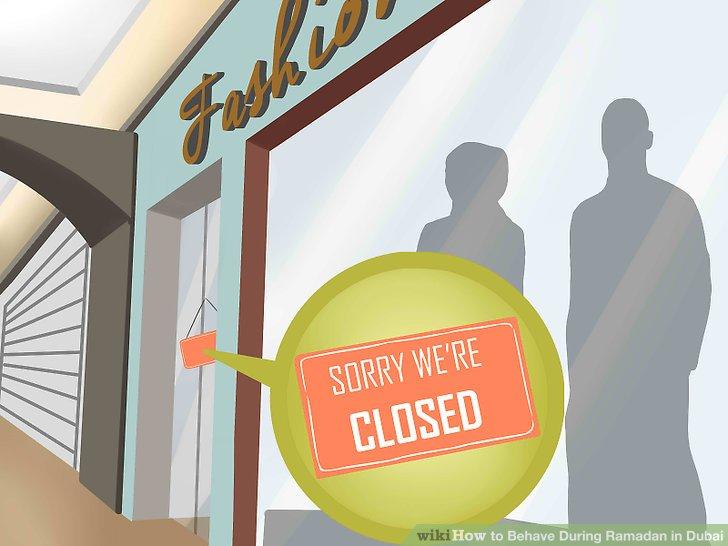 Verstehen Sie, wie sich die Geschäftszeiten während des Ramadan verschieben.