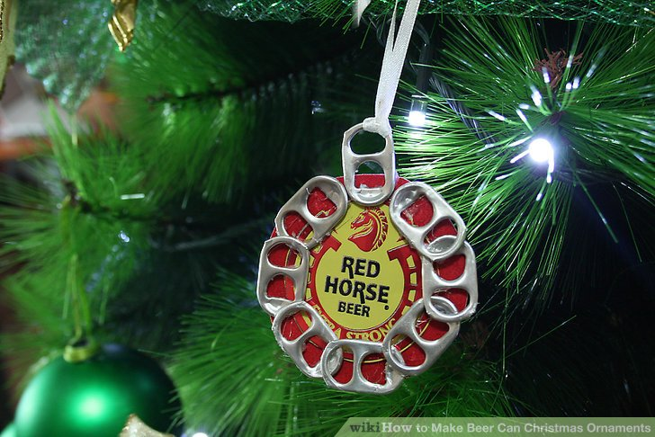 How To Make Christmas Ornament