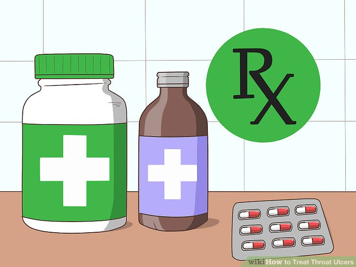 Take prescription medications.
