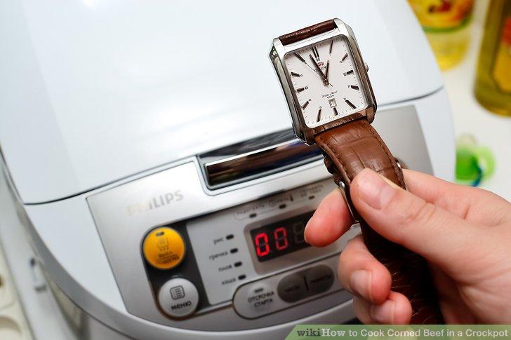 Kochen Sie 45 Minuten bis 1,5 Stunden länger.