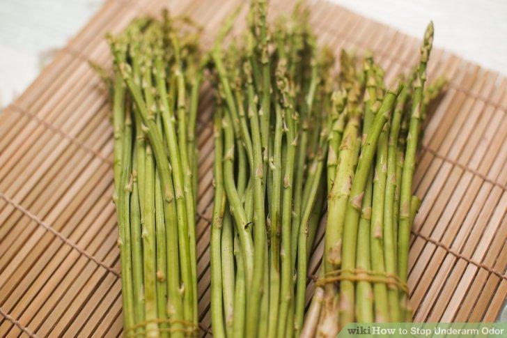 Eat chlorophyll-rich foods.