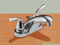 How to Install a Bathroom Sink: 13 Steps (with Pictures