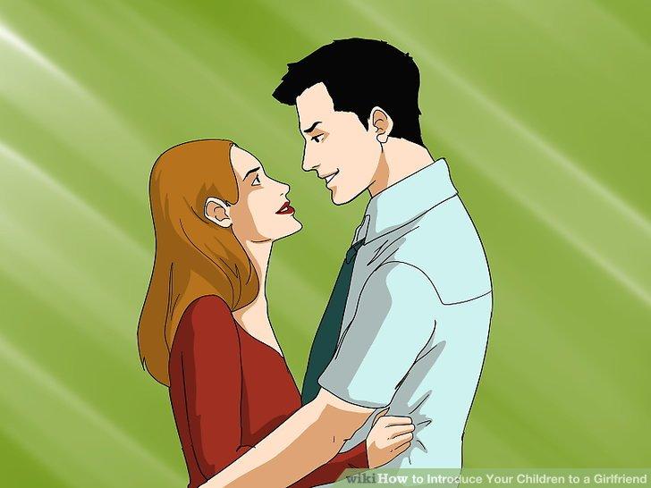 Treten Sie mit Ihrer Freundin in Kontakt, bevor sie die Kinder trifft.