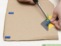 How to Make a Homemade Computer Mousepad: 15 Steps (with ...