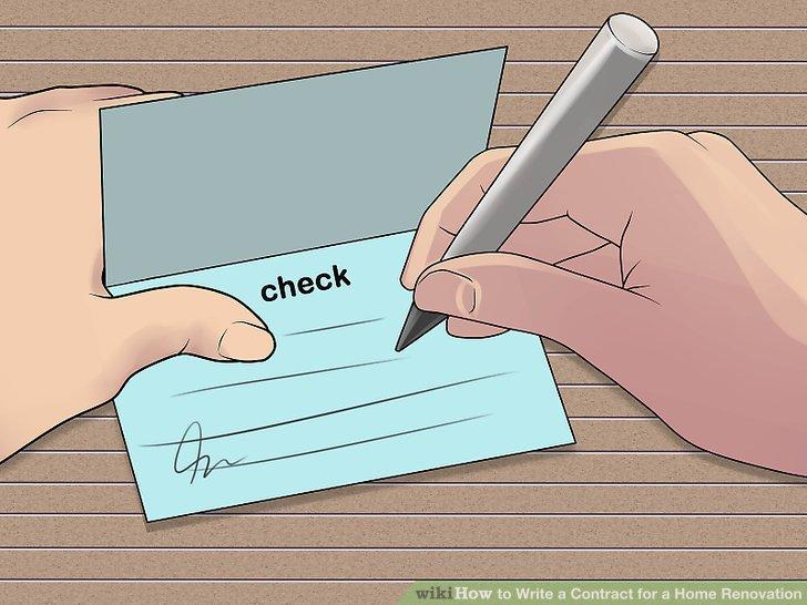 Arbeiten Sie nicht mit einem Auftragnehmer zusammen, der eine Überprüfung als Einzelperson verlangt.