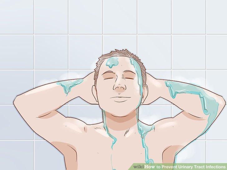 Take showers, not baths.