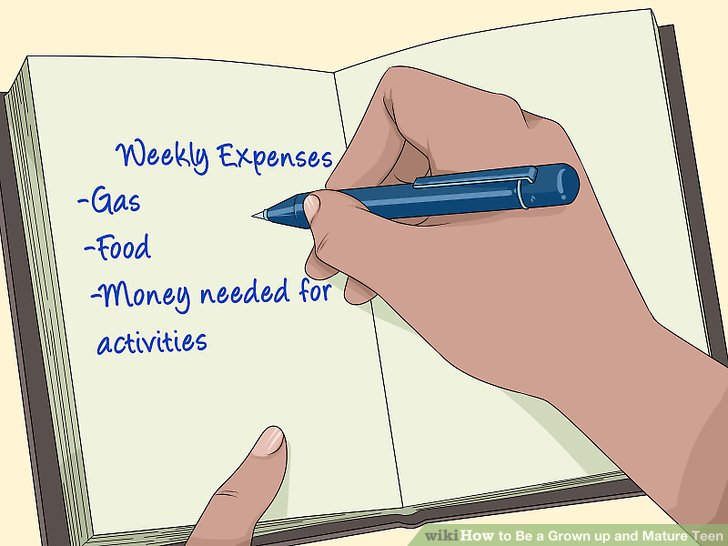 Lerne mit deinem Geld umzugehen.