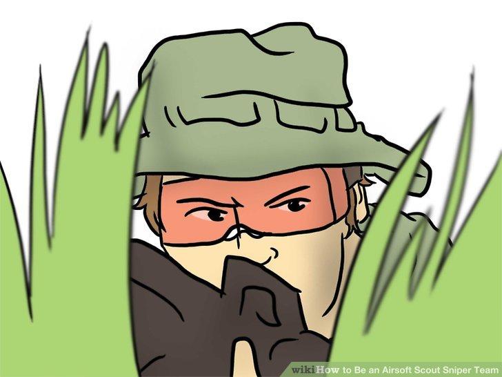 "Shoot ""Enemy target"" among ""civilian targets""."