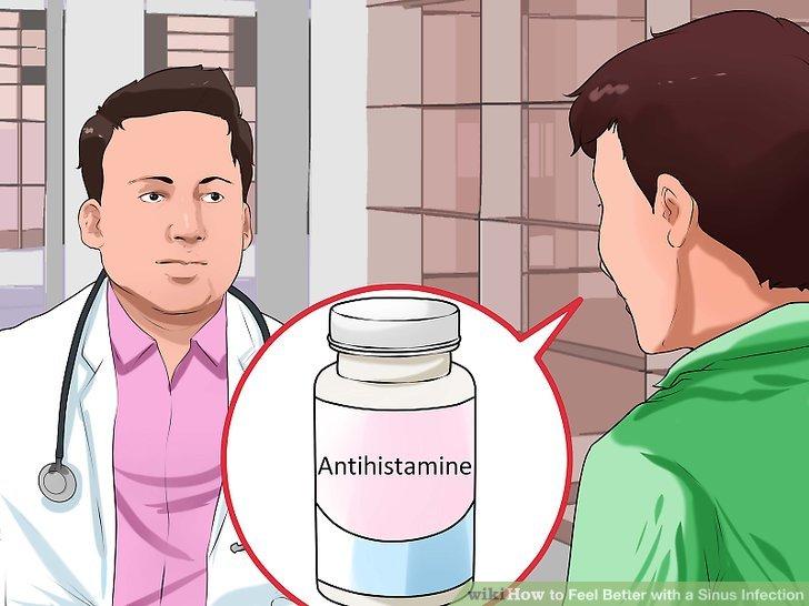 Besprechen Sie Allergiemedikationen mit Ihrem Arzt.