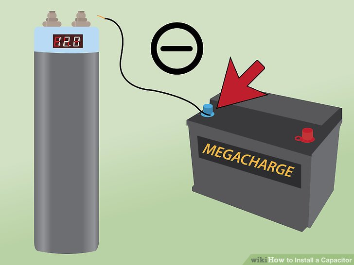 rockford fosgate capacitor wiring diagram ez go powerwise qe 48 volt charger how to install a with pictures wikihow image titled step 8