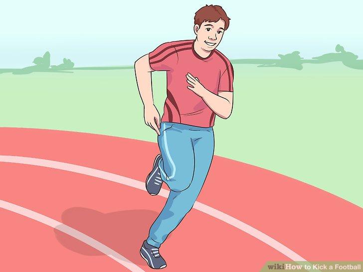 Führe Sprints aus, um Geschwindigkeit aufzubauen.