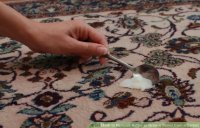 How to Remove Butter or Grease Stains from a Carpet: 5 Steps
