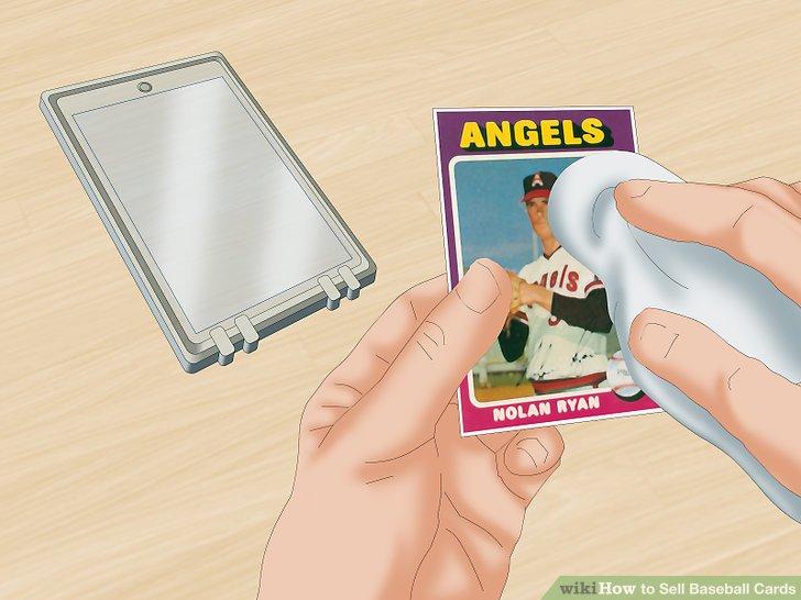 Wie ist es gemacht? - So Verkaufen Baseball Cards