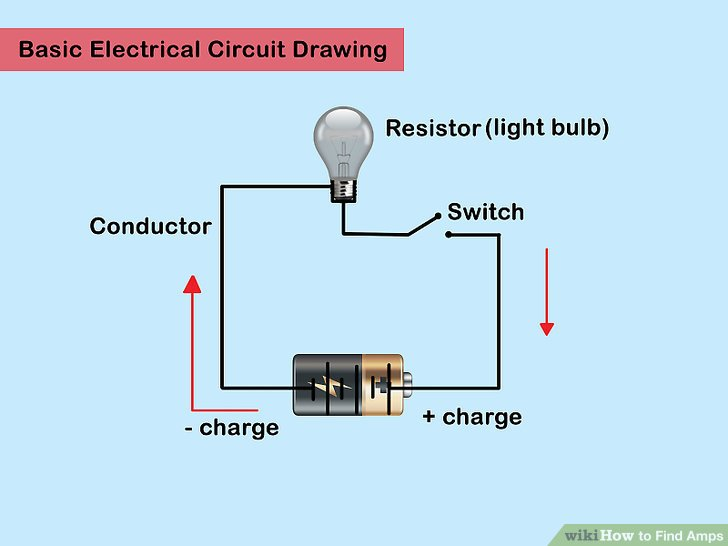 Current Is Measured In Units Of Amperes A In A Series Circuit
