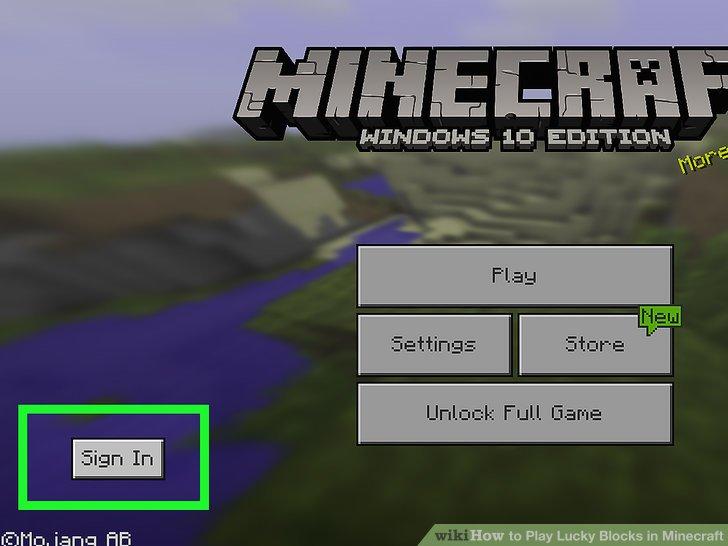 Wie Ist Es Gemacht Wie Zu Spielen Glücklich Blöcke In Minecraft - Minecraft anmelden und spielen