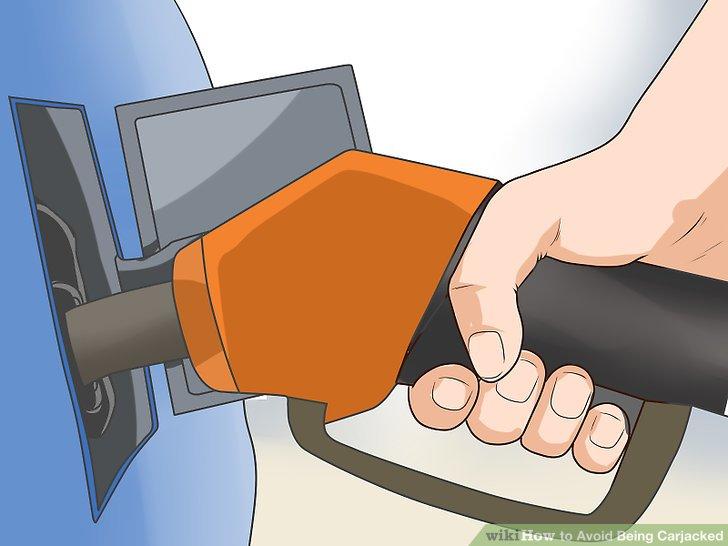 Halten Sie Ihr Auto auf Trab und voll mit Benzin.