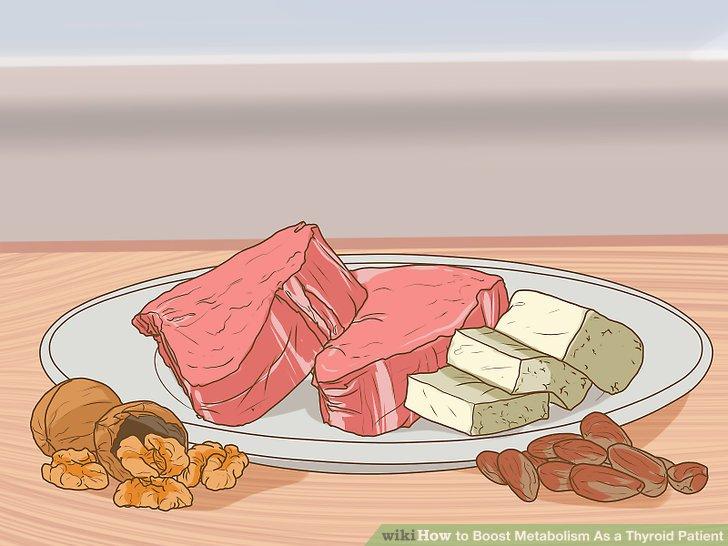Essen Sie selenreiche Lebensmittel.