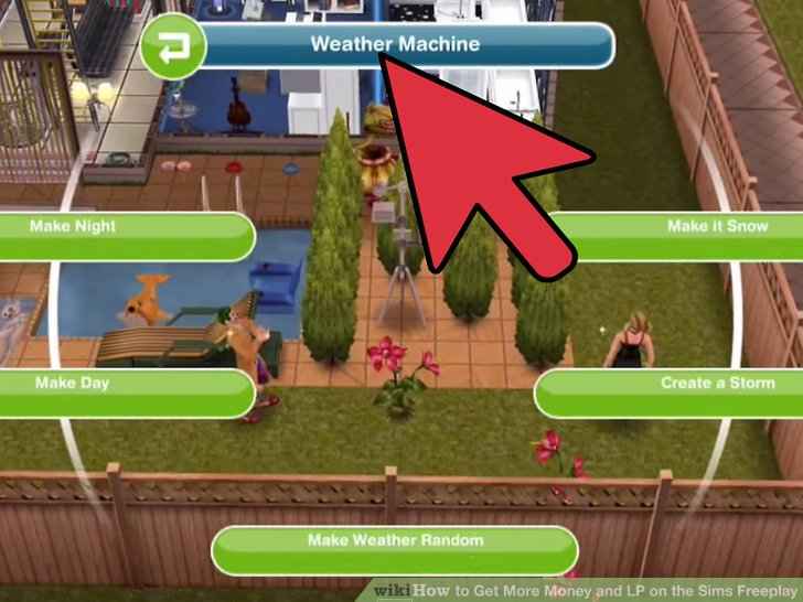 Imageled Get More Money And Lp On The Sims Freeplay Step