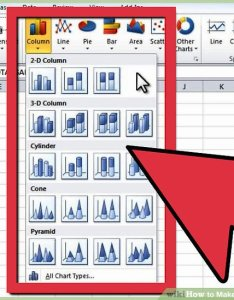 Image titled make  graph in excel step also how to steps with pictures rh wikihow