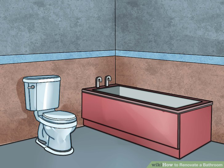 How to Renovate a Bathroom with Pictures  wikiHow