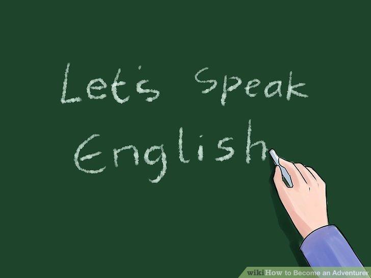 Englisch lehren.