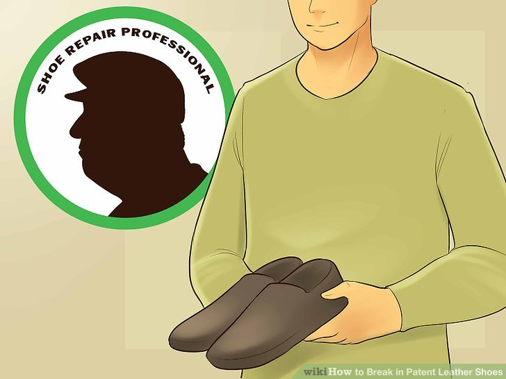 Break in Patent Leather Shoes Step 4.jpg
