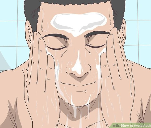 Image Titled Avoid Adult Acne Step